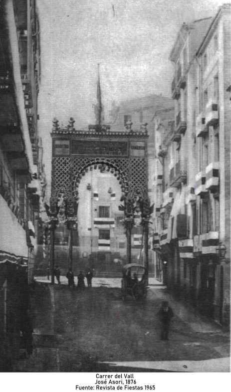Carrer del Vall