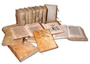 Documentos Archivo RF de Paños