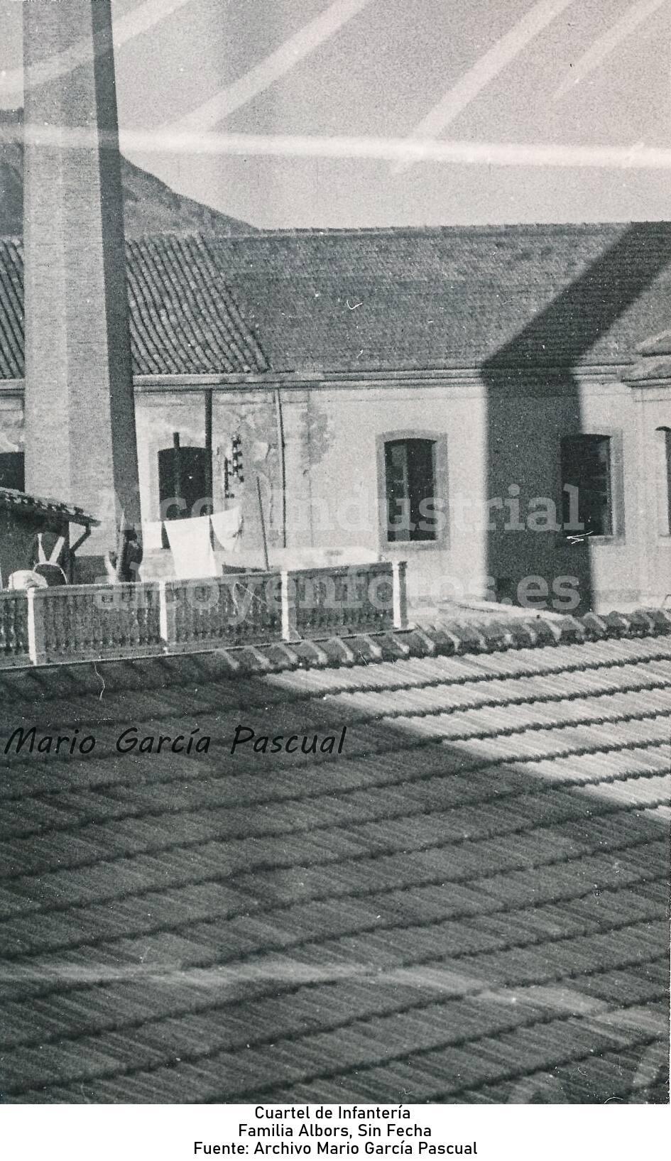 Cuartel de Infantería