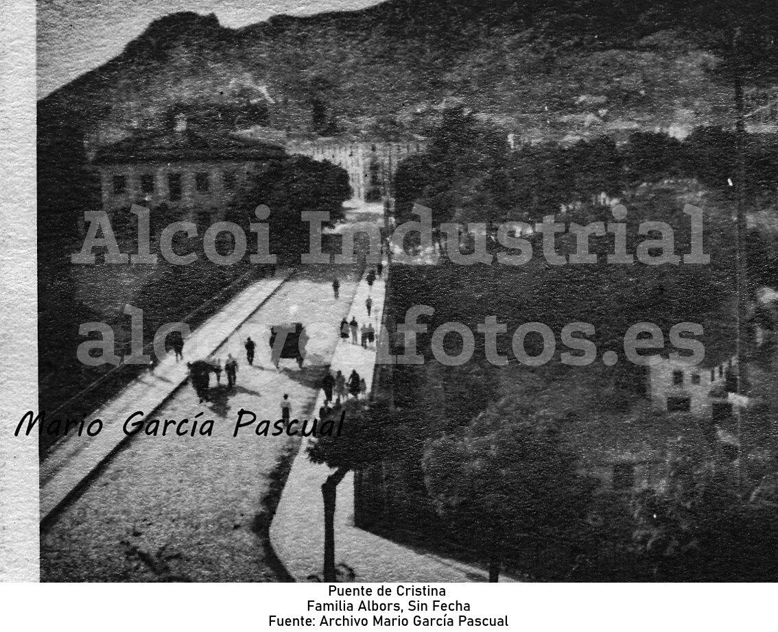Puente de Crsitina