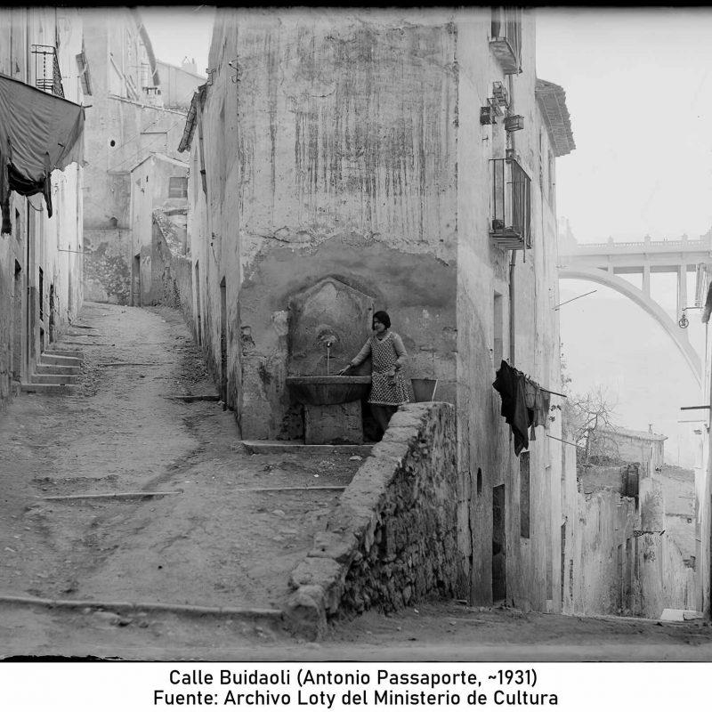 Calle Buidaoli