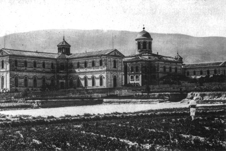 Hospital Civil de Oliver